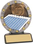 All-Star Resin Trophy -Swimming All Trophy Awards