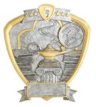 Signature Series Shield Award -Knowledge All Trophy Awards