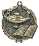 Wreath Medal -Knowledge All Trophy Awards