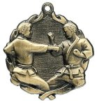 Wreath Medal -Karate Male  All Trophy Awards
