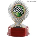2 Insert Holder, Motion Resin Dance Trophy Awards