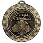 Perfect Attendance Education Trophy Awards
