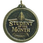 Student Of The Month Education Trophy Awards