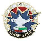 USA Sport Medals -Knowledge  Education Trophy Awards