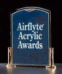 Marble Design Series Acrylic Award Employee Awards