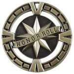 Honor Roll Medals