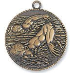 Male Swim Medal Bronze Medals
