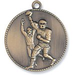 Football Medal Bronze Medals