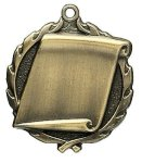Engraving Scroll Medals Medals