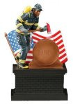 Signature Series Awards -Service Collection Military Trophy Awards