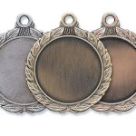 Insert Holder, Antique Moto-Cross Trophy Awards