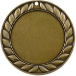 Blank Leaf Gold Moto-Cross Trophy Awards