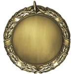 2 Blank Wreath Music Trophy Awards