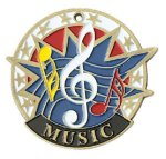 USA Sport Medals -Music  Music Trophy Awards
