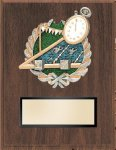 Swimming Resin Plaque Mount Award Police Trophy Awards
