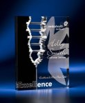 Rectangle Crevice Acrylic Award Religious Awards