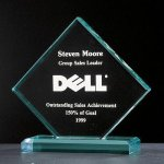 Diamond Acrylic Award Sales Awards