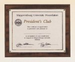 Photo or Certificate Plaque. Sales Awards