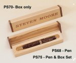 Tortoise Shell Finish Pen Secretary Gift Awards