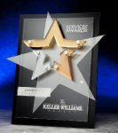 Super Nova Star Acrylic Awards
