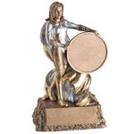2 Ins Holder Super Hero, F. Trapshooting Trophy Awards